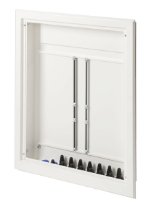 Vesitiivis jakotukkikaappi 2-6 os. tukille