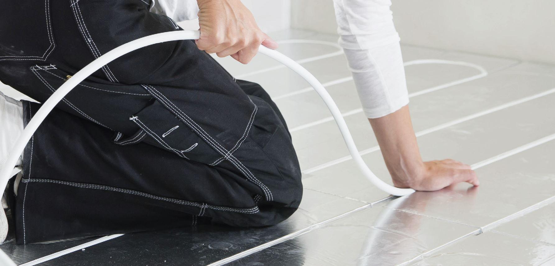 LVINETTI - Floore saneerauslevy asennus