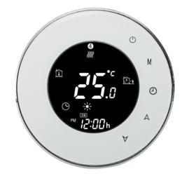 Basic Opus, valkoinen väri, termostaatti